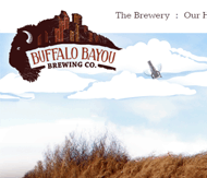 Buffalo Bayou Brewing Company Website