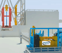 Express Energy Services 3D Animation