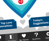 The Love Meter Mobile App