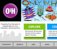 Only in Houston Website