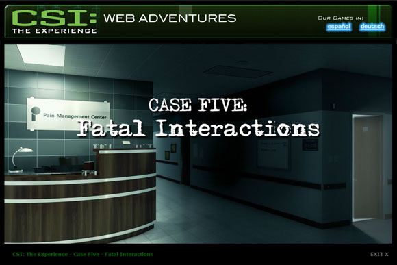 Rice University CSI - Fatal Interactions