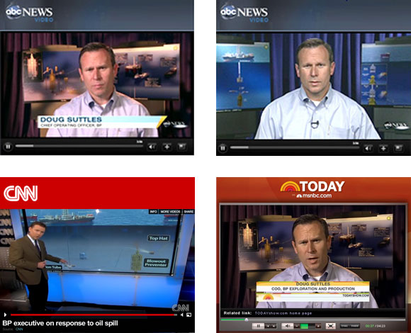 Deepwater Horizon Television Coverage